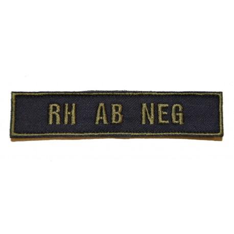 Antsiuvas kraujo grupė, RH B POS