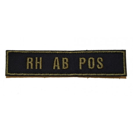 Antsiuvas kraujo grupė, RH AB NEG