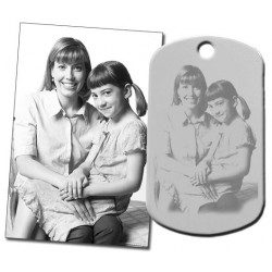 Fotopakabukas, DOG TAG 22x36 mm