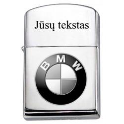 Originalus ZIPPO žiebtuvėlis, BMW