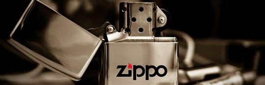Zippo žiebtuvėliai